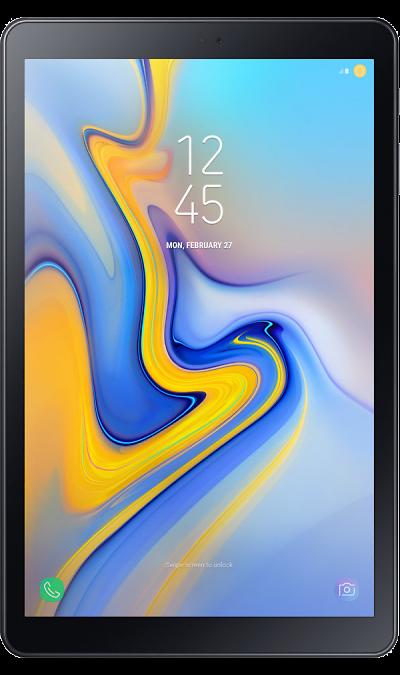 Планшет Samsung Galaxy Tab A 10.5 SM-T595 32Gb Black (черный)