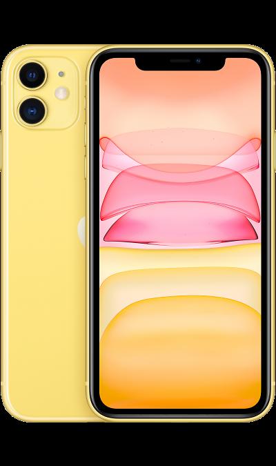 Apple iPhone 11 64Gb Yellow фото