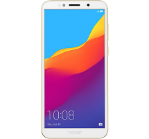 Смартфон Honor 7A Gold