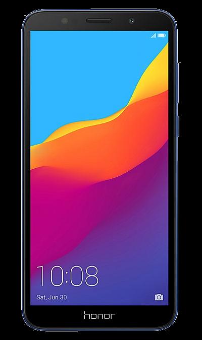 Смартфон Honor 7A Blue (синий)