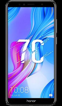 Смартфон Honor 7C AUM-L41 Black 24f8c4a2246