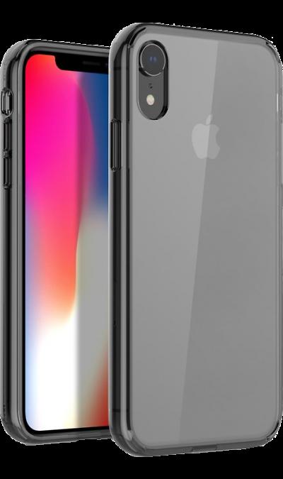 Чехол-крышка Uniq LifePro Xtreme для iPhone XR, силикон, черный фото