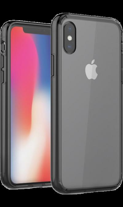 Чехол-крышка Uniq LifePro Xtreme для iPhone XS Max, силикон, черный фото