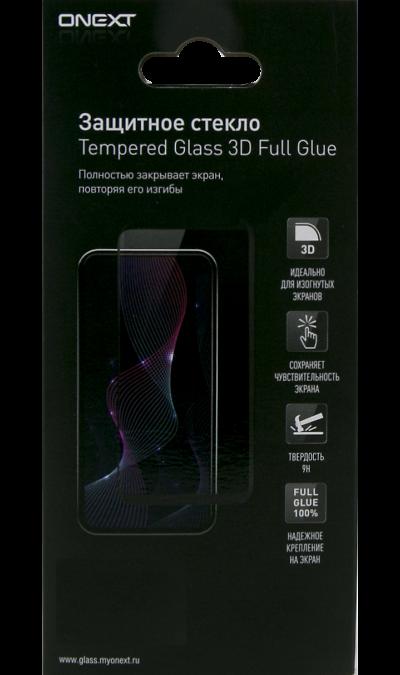 Защитное стекло One-XT для iPhone 8 3D Full Glue (белое) фото