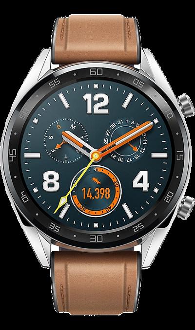 HUAWEI WATCH GT (FTN-B19) Steel Gray