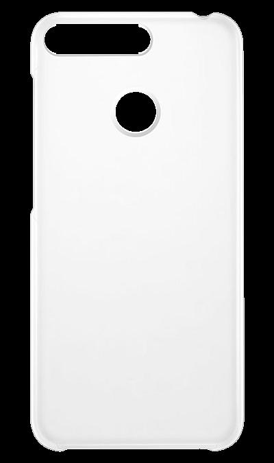 Чехол-крышка Honor для 7C, силикон, прозрачный фото
