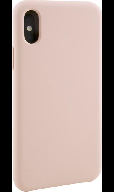 Чехол-крышка Miracase 8812 для iPhone XR, полиуретан, розовое золото фото