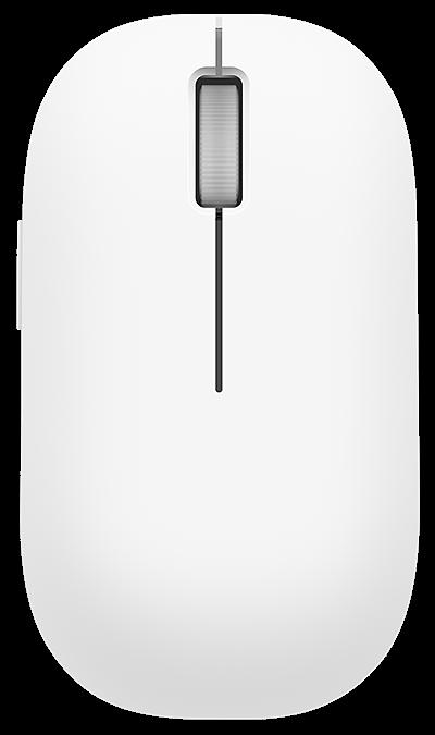 Мышь Xiaomi Mi Wireless Mouse White USB фото