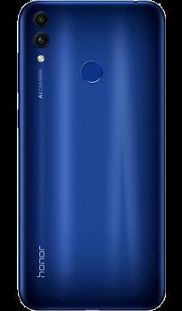Смартфон Honor 8C Blue d78fb3b0249