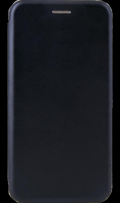 Чехол-книжка Deppa для Honor 7A Pro/7C, кожзам, синий фото