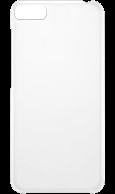 Чехол-крышка Honor для 7A, пластик, прозрачный фото