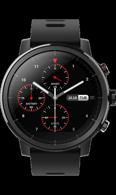 Часы Amazfit Stratos (Smart Sports Watch 2) фото