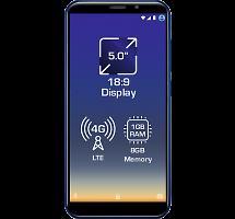 Смартфон Prestigio Muze V3 LTE Blue