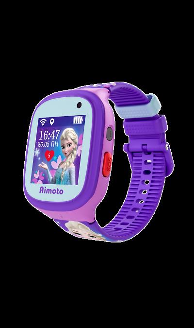 Часы Кнопка жизни Disney (Эльза)
