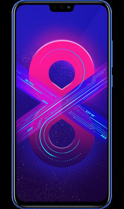 Смарфтон Honor 8X 4/128GB Blue (синий)