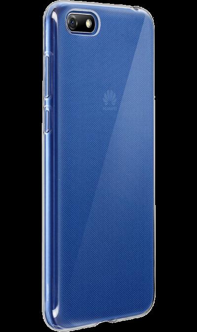 Чехол-крышка Gresso для Huawei Y5 Lite (2018), силикон, прозрачный фото