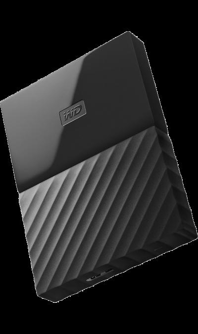 Жесткий диск WD HDD My Passport 1TB (черный)