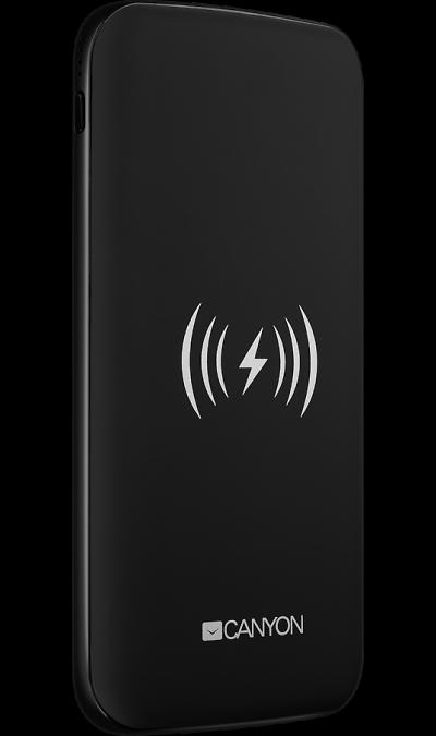 Аккумулятор Canyon CNS-TPBW8B, Li-Pol, 8000 мАч, черный