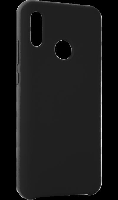 Чехол-крышка LuxCase Soft Touch для Honor 10 Lite, полиуретан, черный фото