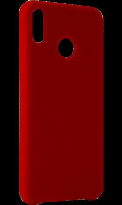 Чехол-крышка LuxCase Soft Touch для Honor 8X, полиуретан, красный фото