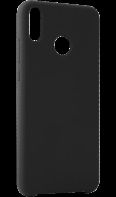 Чехол-крышка LuxCase Soft Touch для Honor 8X, полиуретан, черный фото