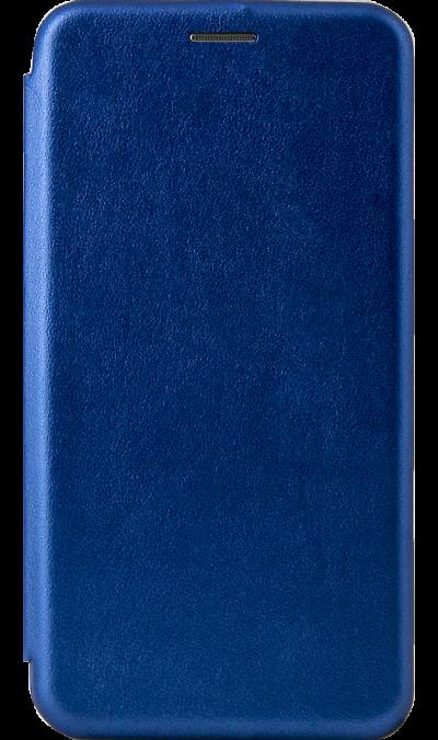 Чехол-книжка Deppa для Honor 10 Lite, кожзам, синий фото