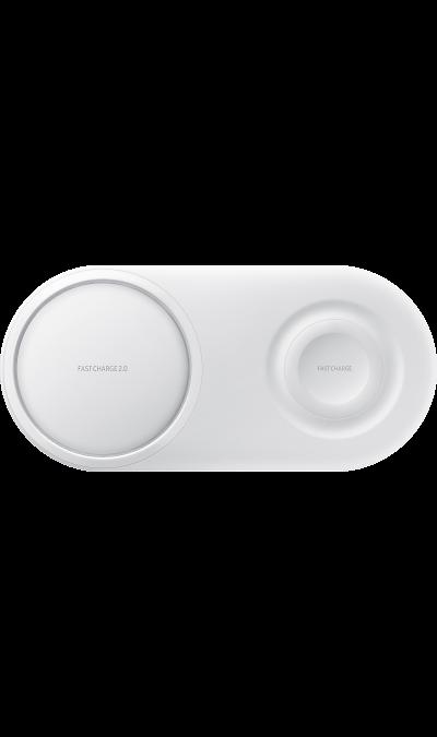 Зарядное устройство беспроводное Samsung EP-P5200 (белое) фото