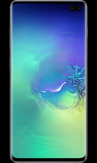 Смартфон Samsung Galaxy S10+ 8/128GB Аквамарин фото