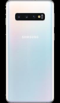 ba2f29505e6fe Купить Смартфон Samsung Galaxy S10 Перламутр по выгодной цене в ...