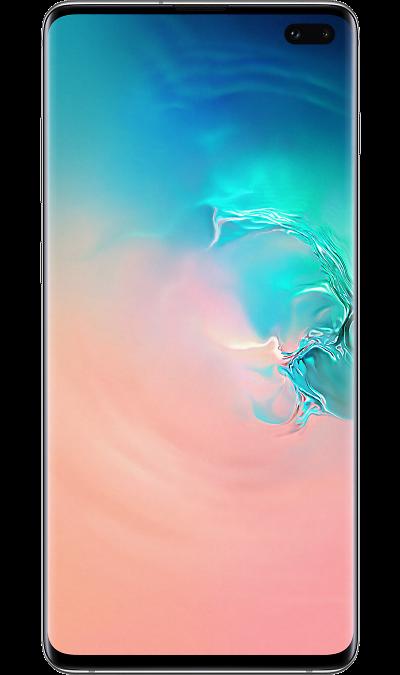 Смартфон Samsung Galaxy S10+ 8/128GB Перламутр фото