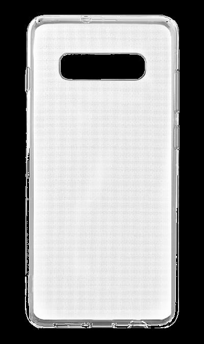 Чехол-крышка LuxCase для Galaxy S10 Plus, силикон, прозрачный фото