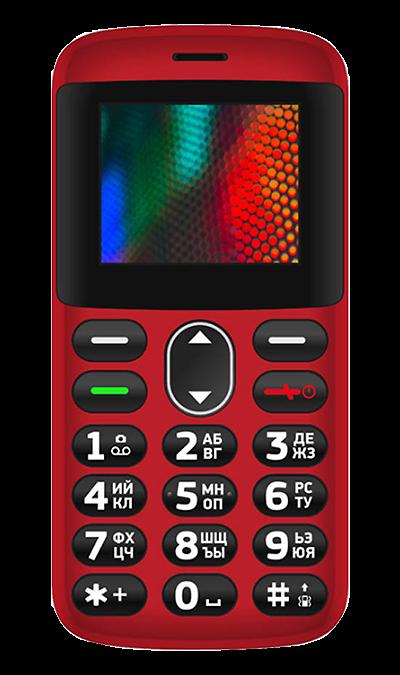 Телефон VERTEX C311 Red