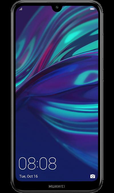 Смартфон HUAWEI Y7 (2019) 32GB Black (черный) фото