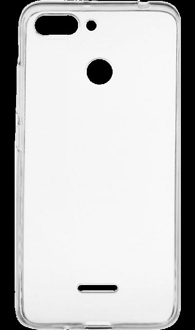 Чехол-крышка LuxCase для Xiaomi Redmi 6, силикон, прозрачный фото