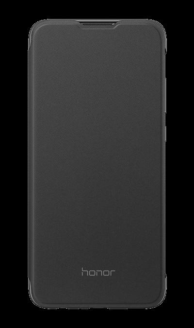 Чехол-книжка Huawei для Honor 10 Lite, полиуретан, черный фото