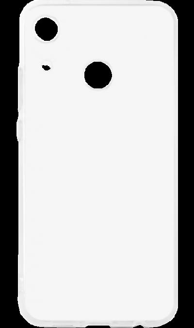 Чехол-крышка LuxCase для Honor 8A/Huawei Y6 (2019), полиуретан, прозрачный фото