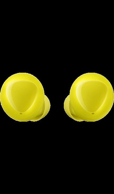 Bluetooth-гарнитура Samsung Galaxy Buds SM-R170NZY (желтая) фото
