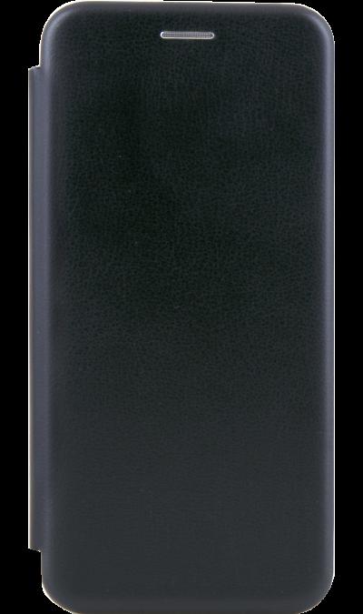 Чехол-книжка Deppa для Honor 8A/Huawei Y6 (2019), кожзам, синий фото