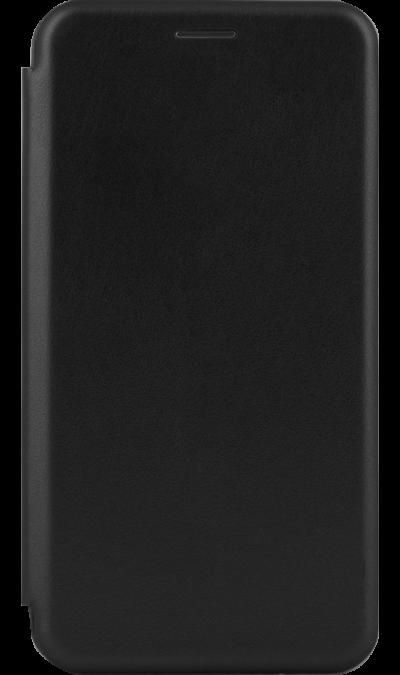 Чехол-книжка Deppa для Huawei P30 Lite, кожзам, черный фото