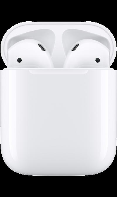 Наушники Apple AirPods 2 MV7N2RU/A (без беспроводной зарядки чехла) White