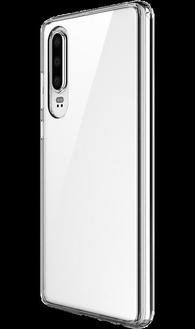Чехол-крышка Gresso для Huawei P30, термополиуретан, прозрачный  - купить со скидкой