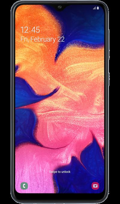 Смартфон Samsung Galaxy A10 Черный