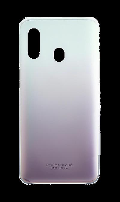 Чехол-крышка Samsung EF-AA405CBEGRU для Galaxy A40, поликарбонат, черный фото