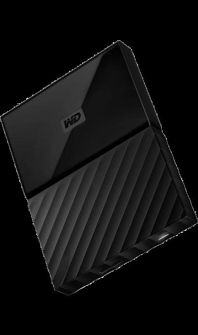 Жесткий диск WD Original My Passport 4TB (черный)