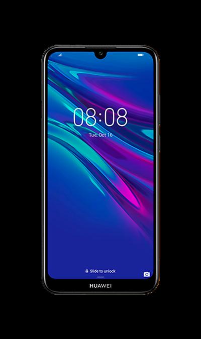 Смартфон HUAWEI Y6 (2019) Modern Black (черный) фото