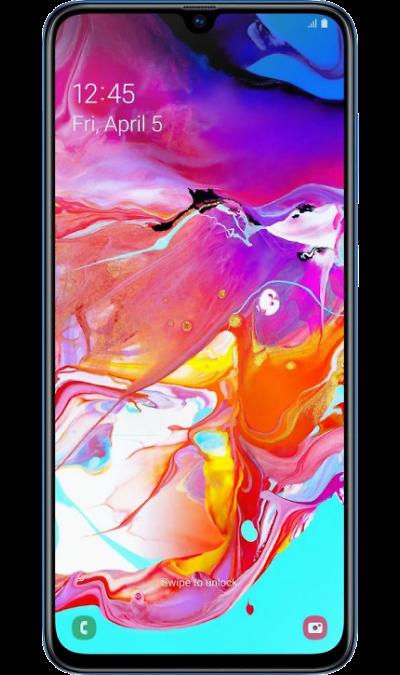 Смартфон Samsung Galaxy A70 128GB Синий