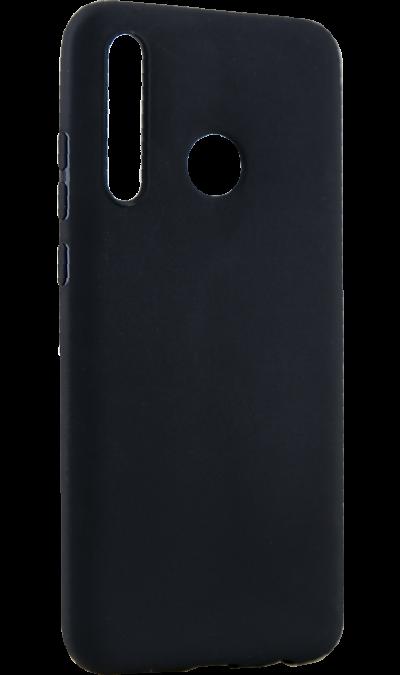 Чехол-крышка LuxCase для Honor 10i, термополиуретан, черный
