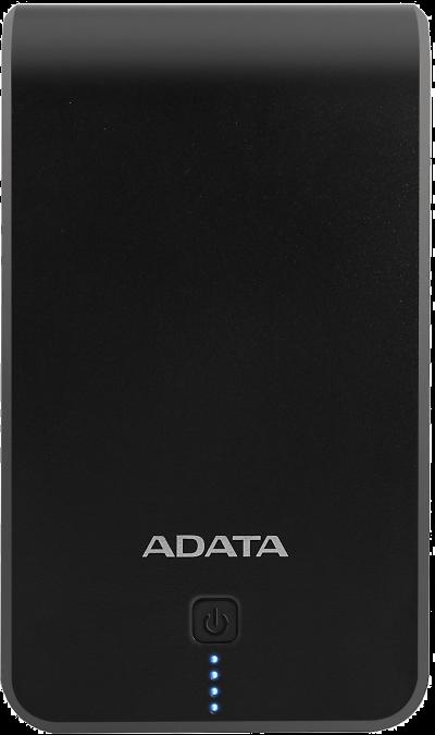 Аккумулятор ADATA P16750, Li-Ion, 16750 мАч, черный фото