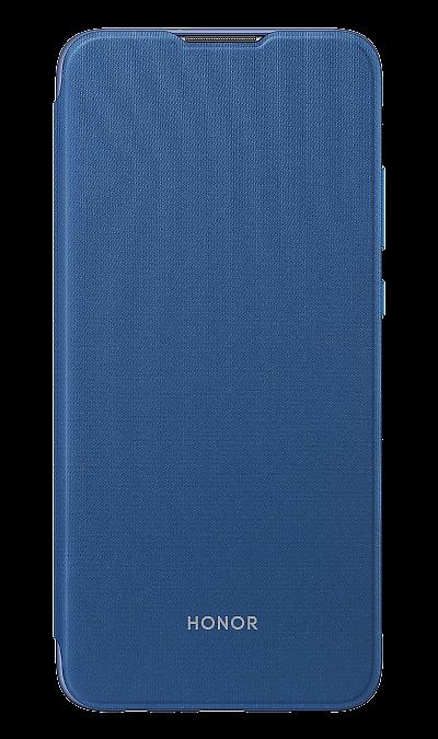 Чехол-книжка Honor Flip Cover для 10i, полиуретан, синий фото
