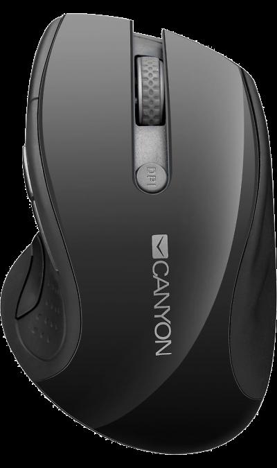 Мышь Canyon CNS-CMSW01 Black